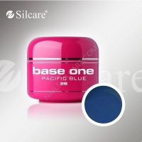 SILCARE BASE ONE GEL COLOR UNGHIE 28 PACIFIC BLUE