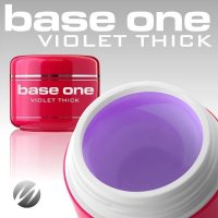 BASE ONE GEL COSTRUTTORE MONOFASICO DENSO VIOLET 30 ML