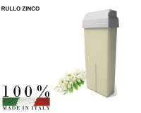 CERA DEPILATORIA LIPOSOLUBILE ZINCO RULLO DA 100 ML