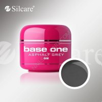 SILCARE BASE ONE GEL COLOR UNGHIE 52 ASPHALT GREY