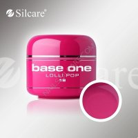 SILCARE BASE ONE GEL COLOR UNGHIE 18 LOLLI POP