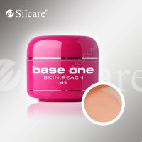 SILCARE BASE ONE GEL COLOR UNGHIE 41 SKIN PEAK