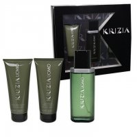 COFANETTO KRIZIA 100ml EDT+1 DOCCIA GEL 100ml+ BALS AFTER SHAVE
