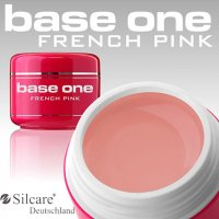 BASE ONE SILCARE GEL FRENCH PINK DA 5 ML