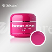 SILCARE BASE ONE GEL COLOR UNGHIE 13 LIGHT BERRY