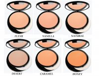 FONDOTINTA COMPATTO CREMA POLVERE MAKE-UP MESAUDA
