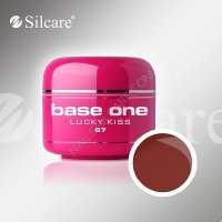 SILCARE BASE ONE GEL COLOR UNGHIE 67 LUCKY KISS