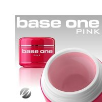 BASE ONE GEL COSTRUTTORE MONOFASICO ROSA DA 50 ML