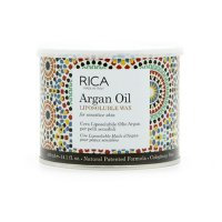 RICA CERA DEPILATORIA ARGAN OIL VASO DA 400 ML