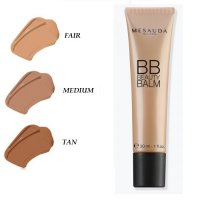 BB BEAUTY BALM CREMA COLORATA IDRATANTE MAKE-UP MESAUDA