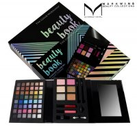 BEAUTY BOOK MARKWINS PALETTE TROUSSE IDEA REGALO