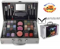 VALIGETTA TROUSSE MAKE-UP MARKWINS - ARGENTO