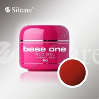 SILCARE BASE ONE GEL COLOR UNGHIE 20 CARMEL RED