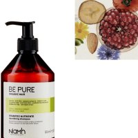 SHAMPOO NUTRIENTE PER CAPELLI SECCHI BE PURE NIAMH 500 ML