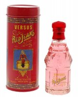 VERSACE RED JEANS EDT DONNA 75 ML VAPO