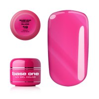 SILCARE BASE ONE GEL COLOR UNGHIE 19 DEEP FUCSIA