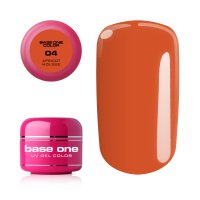 SILCARE BASE ONE GEL COLOR UNGHIE 04 APRICOT MOUSSE