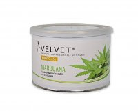 CERETTA DEPILATORIA MARIJUANA VASO DA 400 ML VELVET