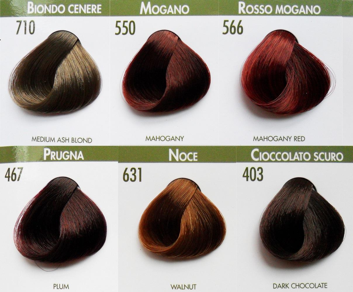 Dikson crema colorante per capelli in colore trattamento